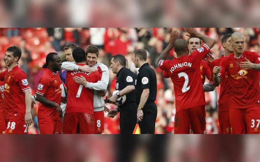 """Ливерпуль"" одолел ""Ман Сити"" и сделал заявку на чемпионство"