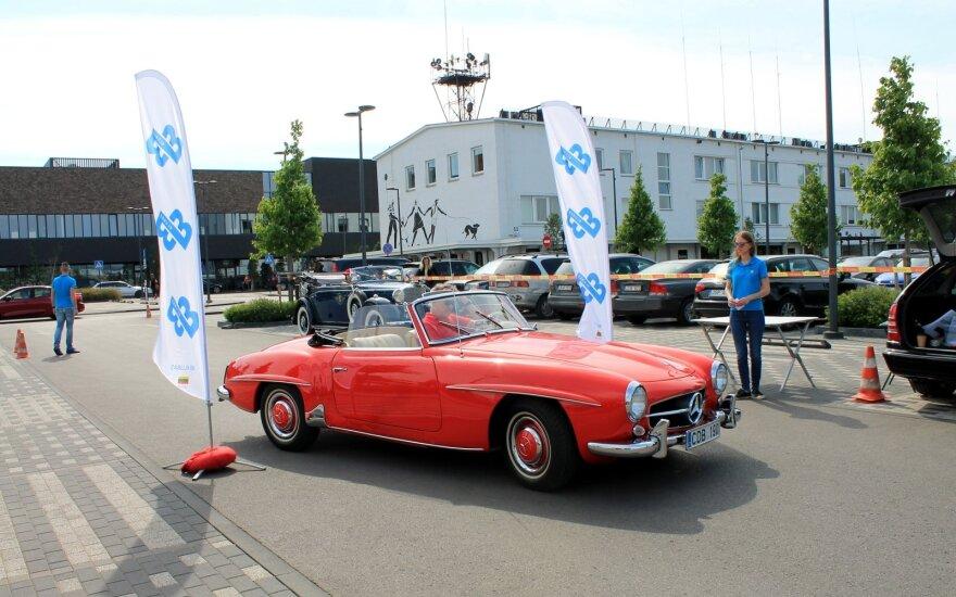 """Mercedes-Benz"" sezono atidarymas Vilniuje"