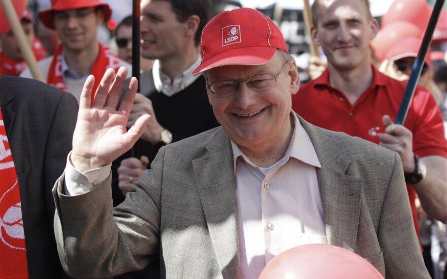 Юршенас: коалиция с консерваторами после выборов – возможный вариант
