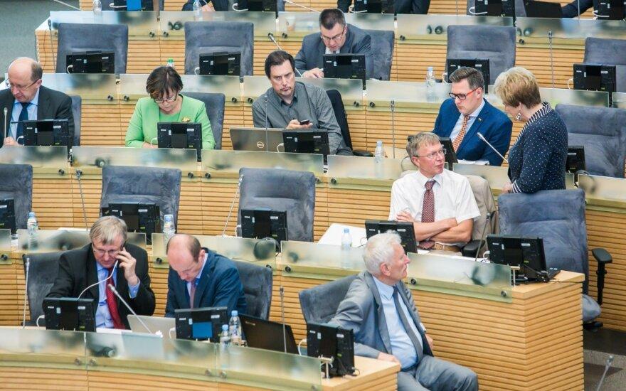 Сейм Литвы заново рассмотрит положение закона о праве иметь оружие в случае войны