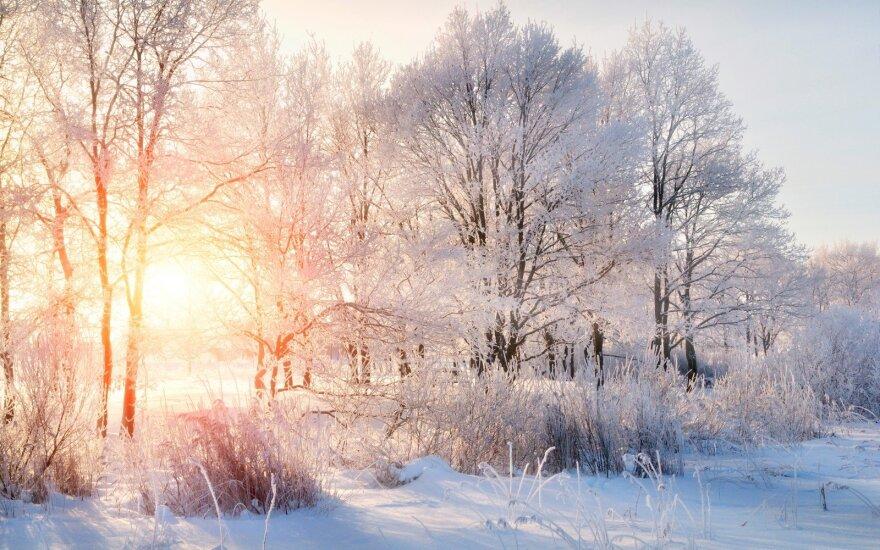 Погода: после похолодания ожидаются осадки