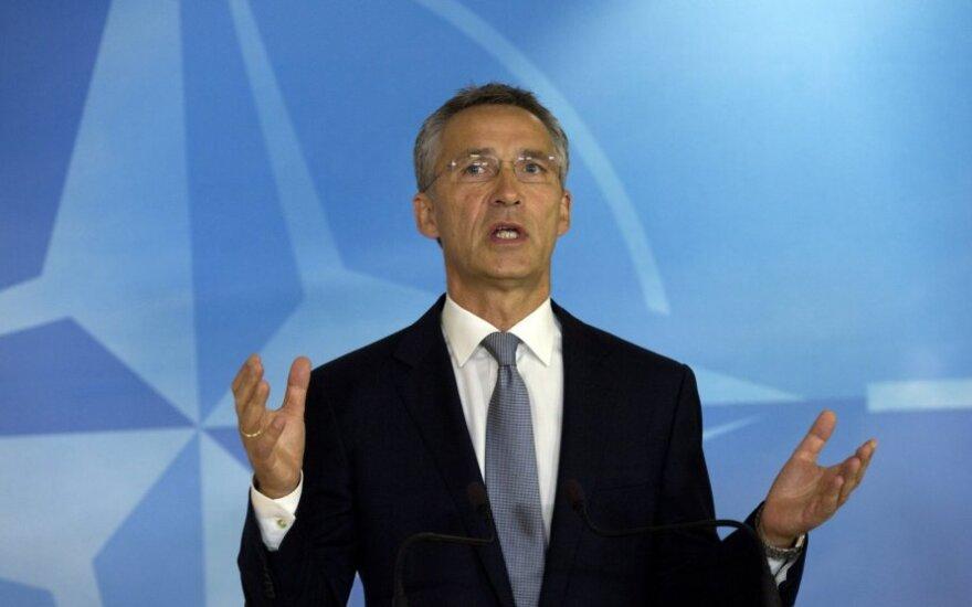 Столтенберг: НАТО беспокоит российская пропаганда