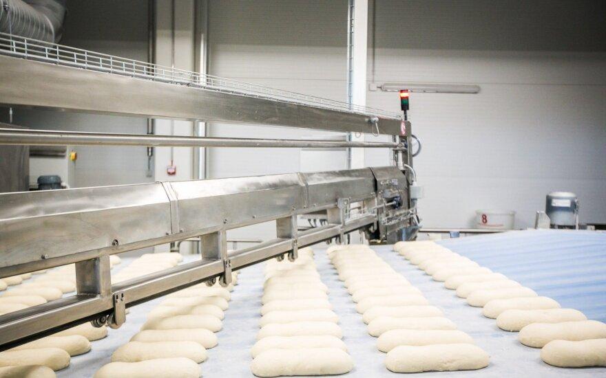 В Вильнюсе открылся новый хлебозавод