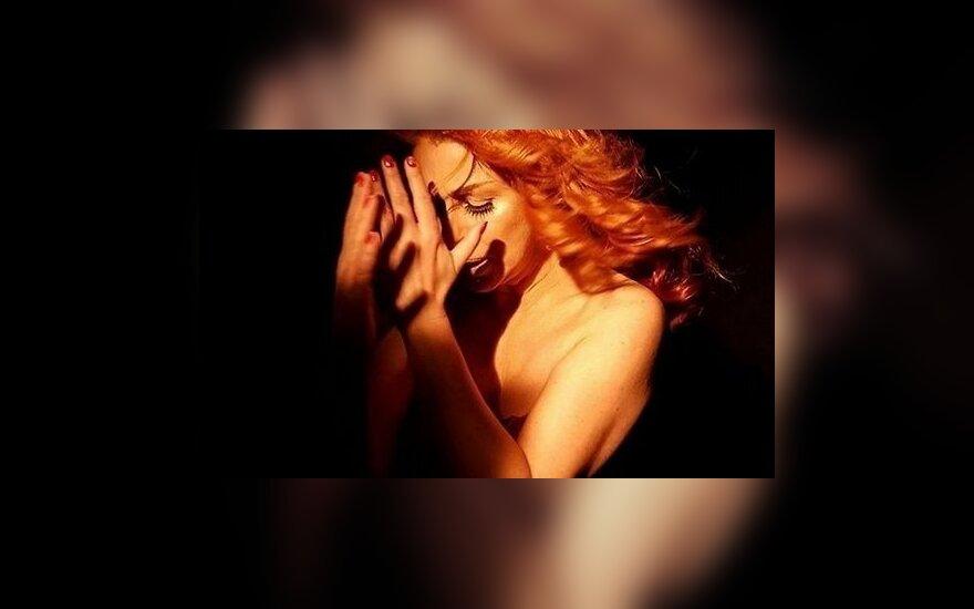 ФОТО: Алена Апина снова шокирует эротическими кадрами