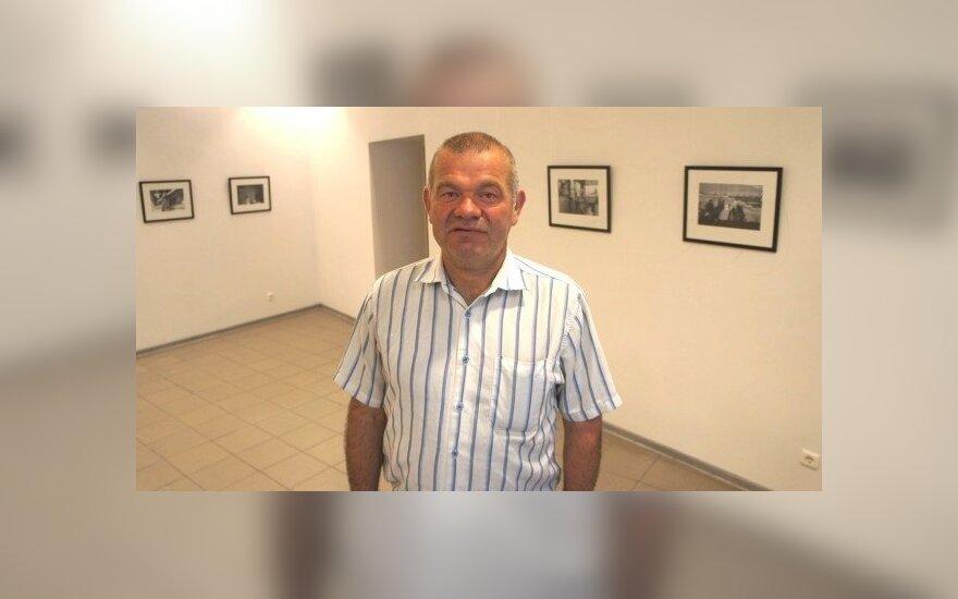 В Клайпеде внезапно скончался известный фотохудожник Арвидас Стубра