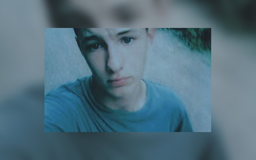 Полиция Юрбаркаса разыскивает пропавшего 15-летнего юношу