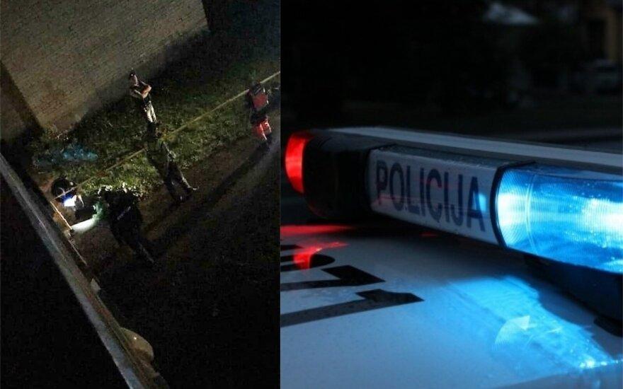 В Паневежисе убита девушка, задержаны подозреваемые