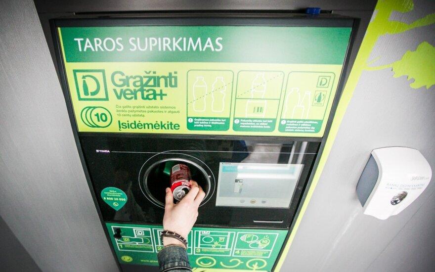 Идеи правящих: в автоматы по приему тары будем сдавать и то, что они не принимают?