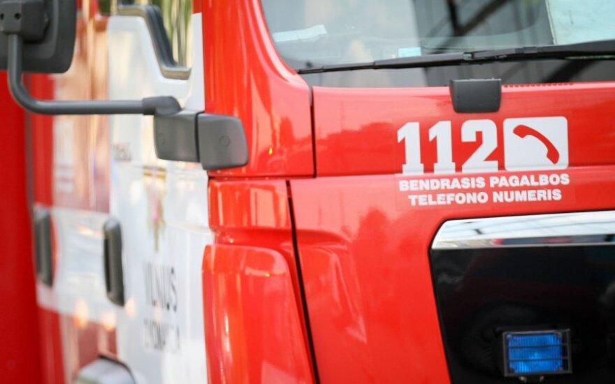 В Вилкавишкском районе в аварии пострадали четыре человека