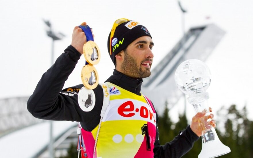Martinas Fourcade'as