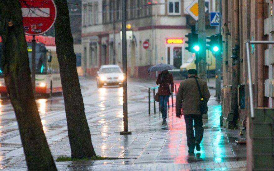 В Литве ожидается сильный ветер