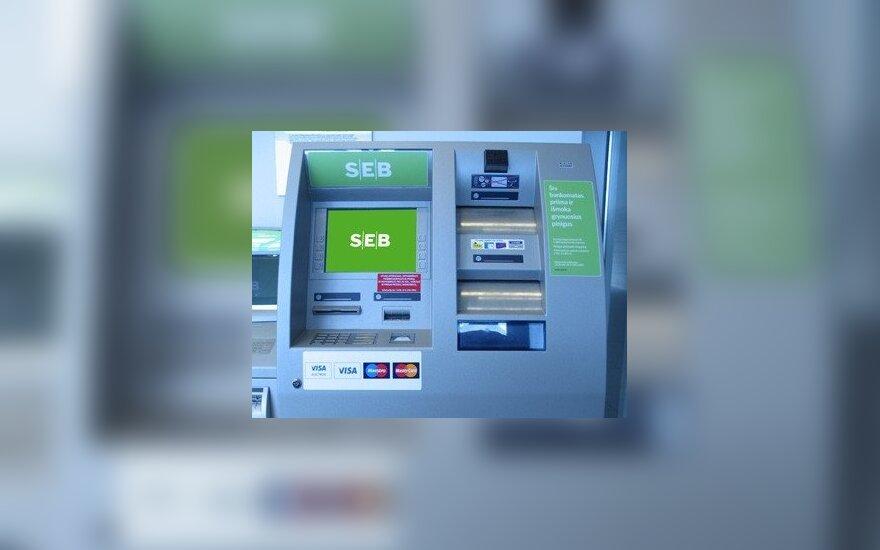 Pinigus priimantis bankomatas