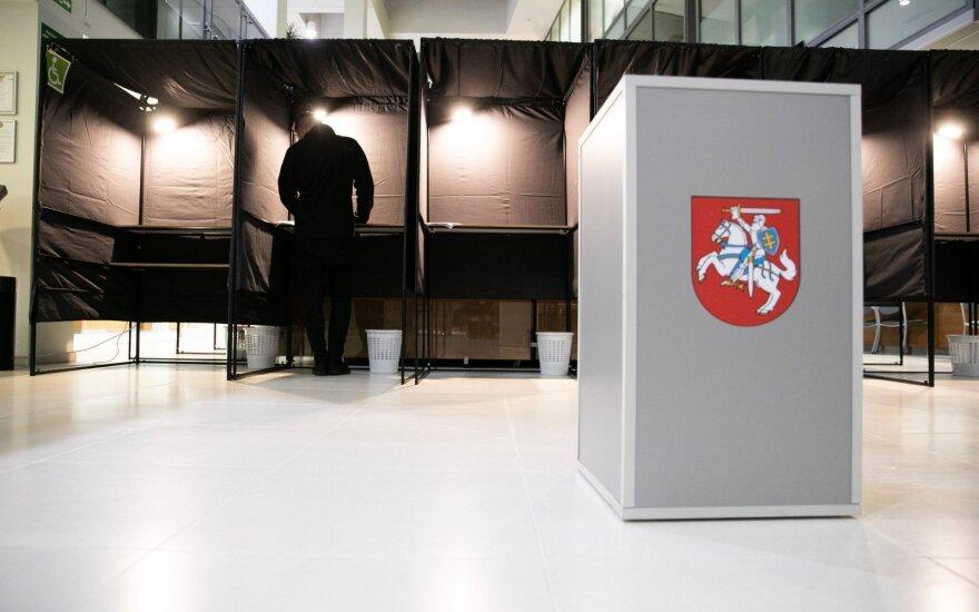 Сейм Литвы обратился в КС по поводу результатов выборов