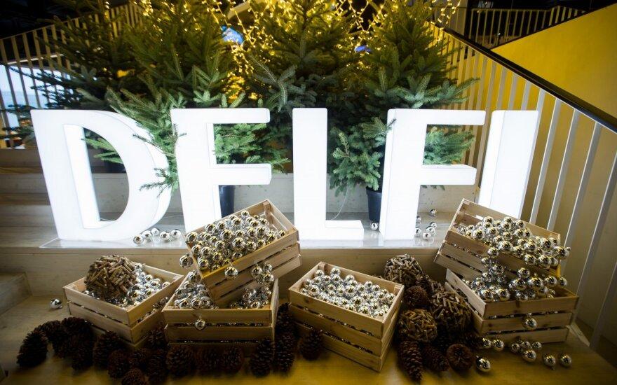 Средняя аудитория портала DELFI составляет 555 000 пользователей в день