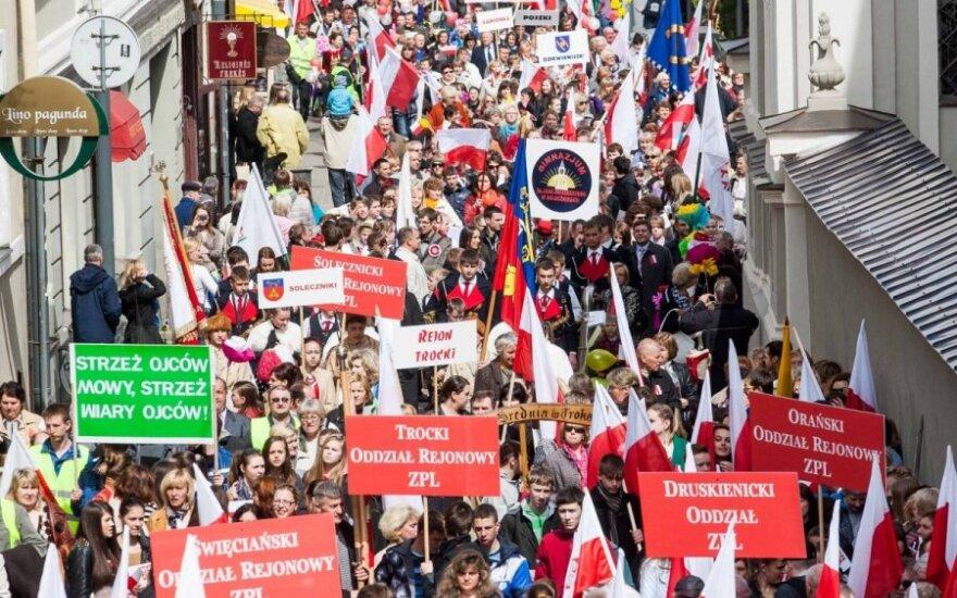 Gediminas Kazėnas: Litwini powinni brać przykład z Polaków, jak trzeba kochać ojczyznę