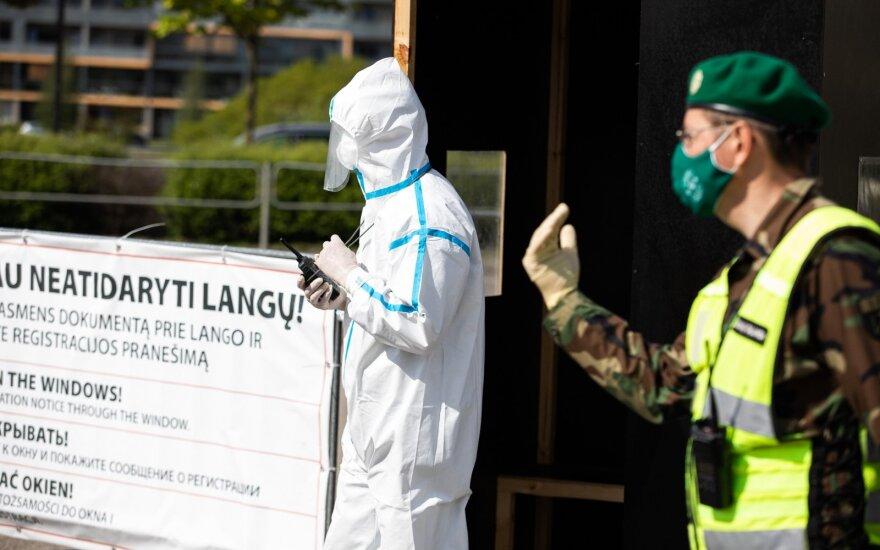 Правительство Литвы примет решение, отменить карантин или оставить в силе