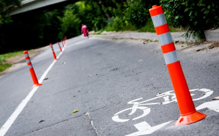 Wilno pokryje się siecią tras rowerowych
