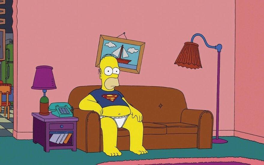 """Комиссия ЛРТВ: сериал """"Симпсоны"""" может плохо влиять на детей, пропагандируется многоженство"""