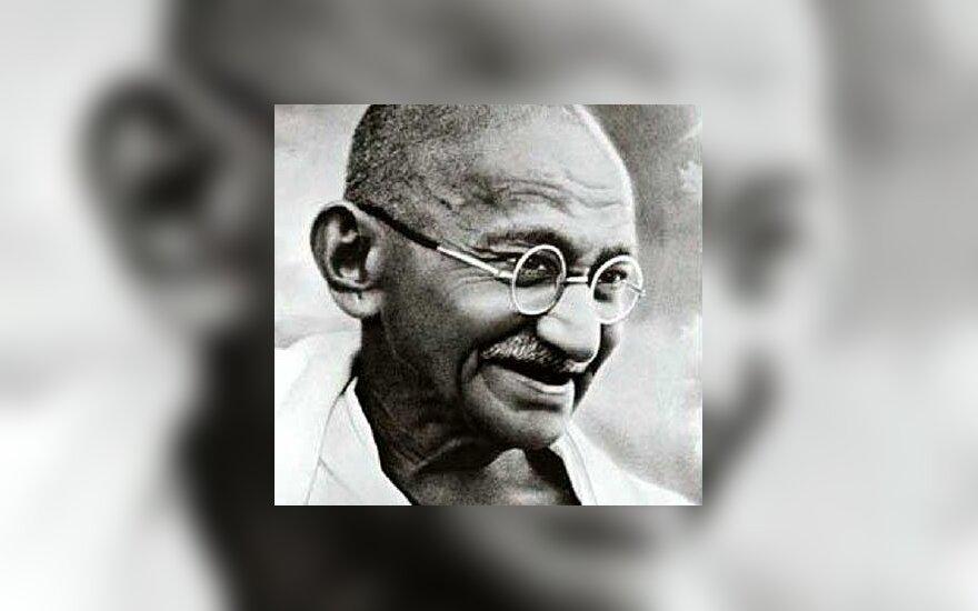 В Индии похищена урна с прахом Махатмы Ганди