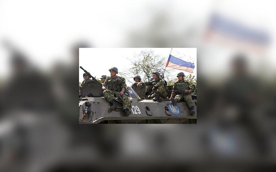 Россия не будет выводить войска из Молдавии