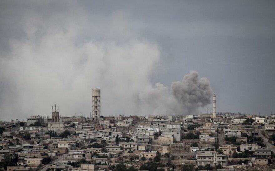 Idlibas, Sirija