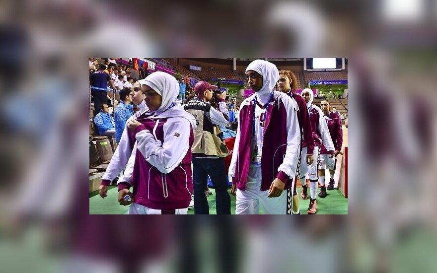 ФИБА разрешила играть в хиджабах