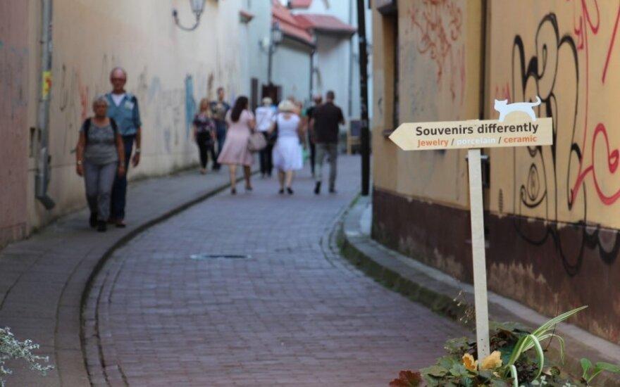 В Литве возросло число туристов