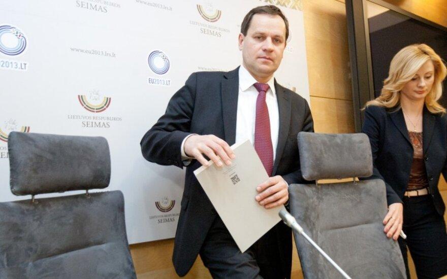 Избирательная акция поляков Литвы отказалась присоединиться к правящим
