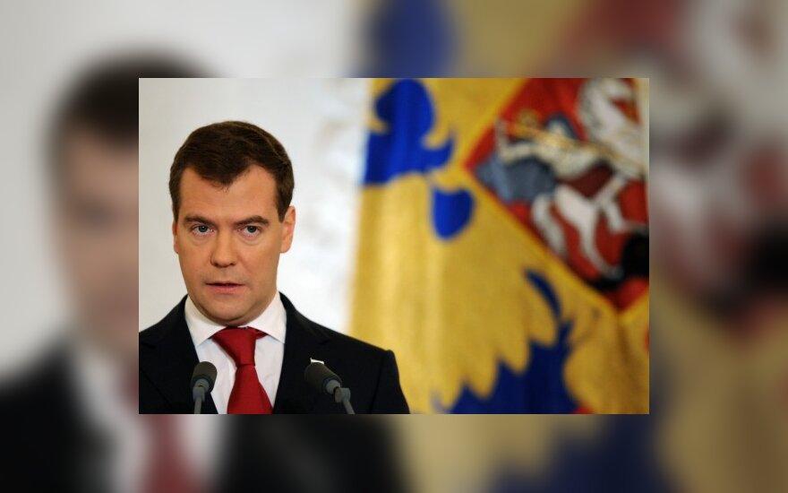Медведев об итогах года: главное - Россия выстояла
