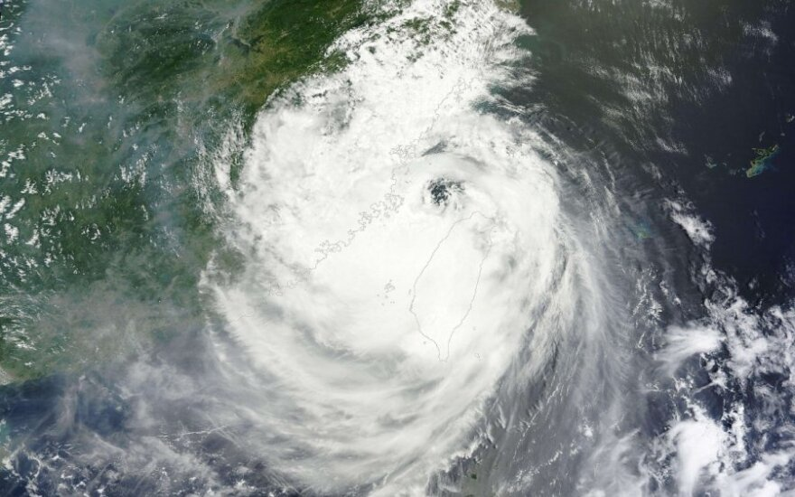Taifūnas Taivane