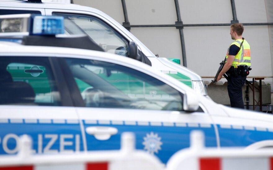 Спецслужбы ФРГ предотвратили крупный теракт на музыкальном фестивале