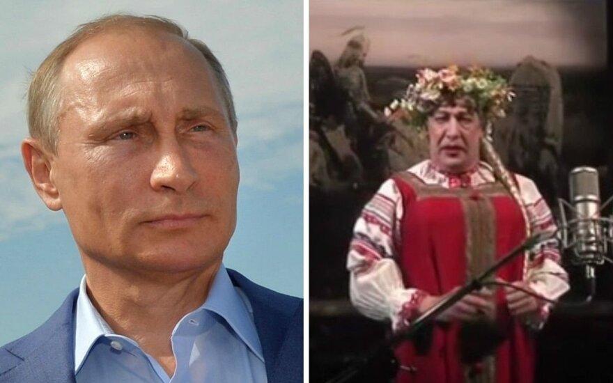 Ефремов спел смелую песню про Путина: смотрю в озера Сирии
