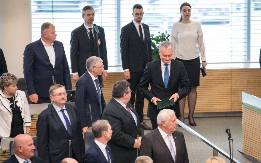 Сейм Литвы планирует завершить весеннюю сессию