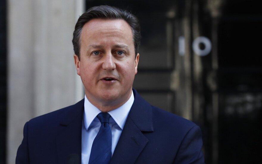 """Кэмерон призвал британцев не отворачиваться от Европы после """"брексита"""""""