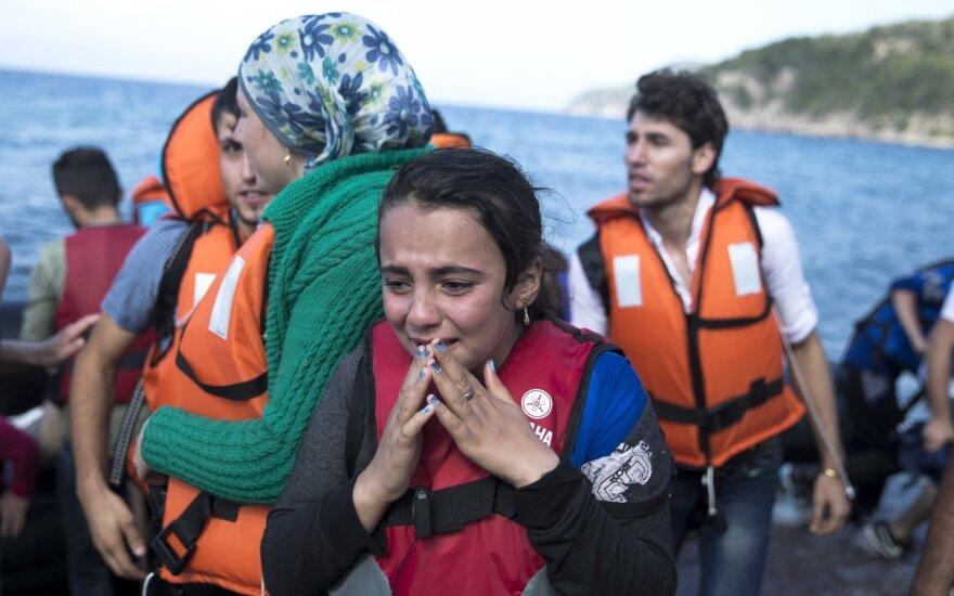 Глава Евросовета: миграционный кризис — это проверка на человечность