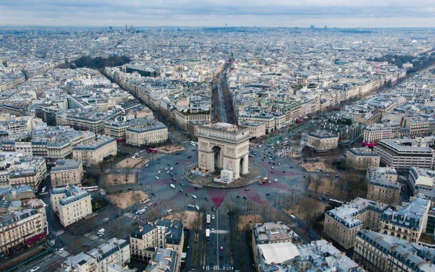 Paryžius / Rodrigo Kugnharski nuotr.