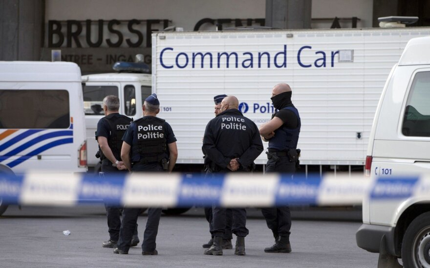 Установлена личность подозреваемого в подготовке взрыва в Брюсселе