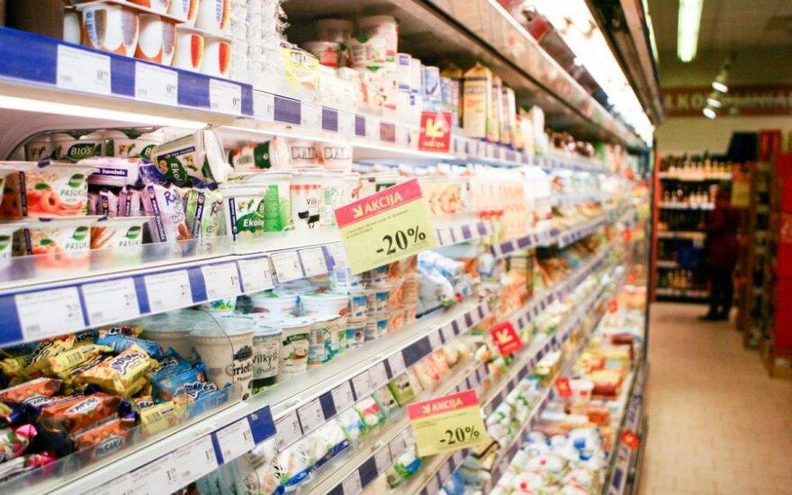 Чиновник: возможности реализовать молочные продукты есть и в Литве