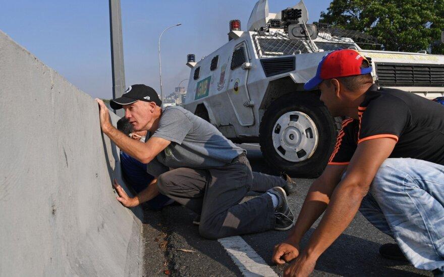 Мадуро и Красный Крест подписали протокол о гуманитарных поставках