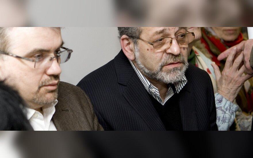 Valerijus Engelis ir Josifas Korenas
