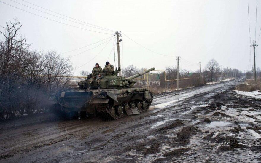 Украина требует от России объяснить наличие войск у границы