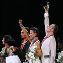Pasaulio Lotynų Amerikos šokių čempionato medalininkai