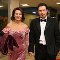 Vytautas Juozapaitis su žmona