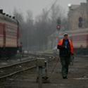 Darbininkas stotyje