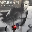 Reklamoje - David'as Beckham'as