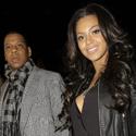 Beyonce Knowles ir atlikėjas Jay-Z