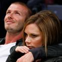 Davidas Beckhamas ir Victoria Beckham