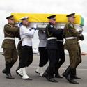 Afganistane žuvęs karys parskraidintas į Lietuvą