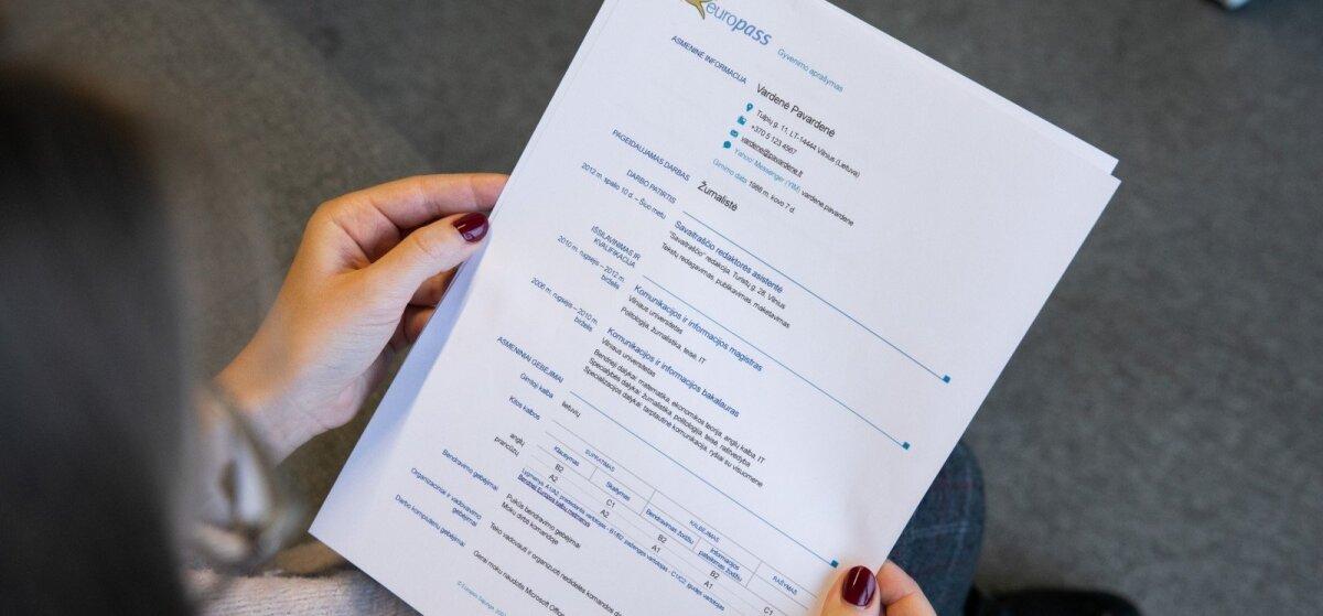 Darbuotojai išvardijo pagal ką renkasi darbdavius: svarbiausi rodikliai – du, bet reikalavimų sąrašas ilgėja