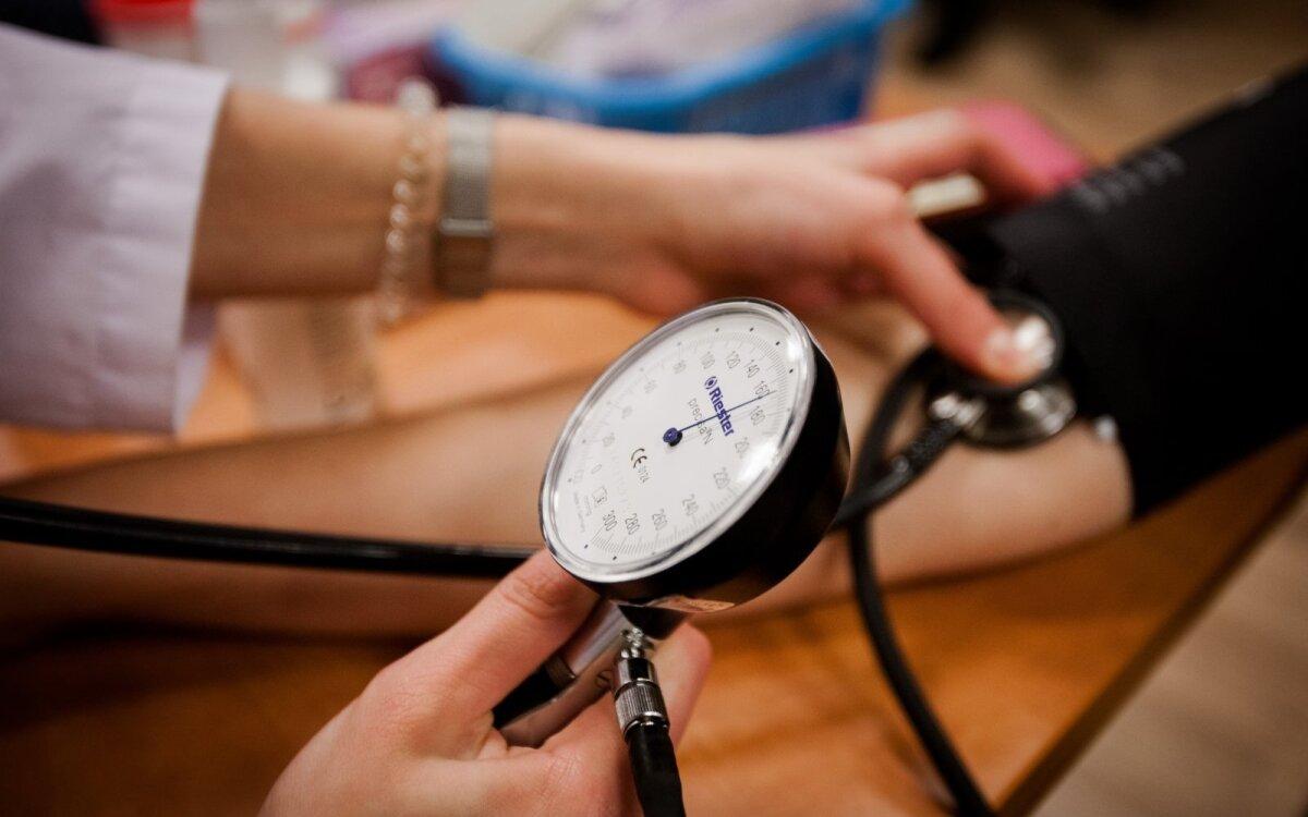 lyties lytis ir hipertenzija